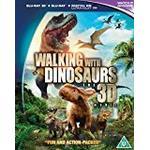 Walking with Dinosaurs [Blu-ray 3D + Blu-ray]